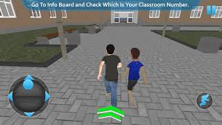 Preschool Simulator Kids Learning Education Game - Android Gameplay