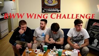 BBW WING CHALLENGE GOES WRONG!!!
