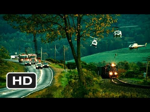 Unstoppable #3 Movie CLIP - Going After The Train (2010) HD