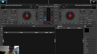 virtual DJ 2018 Review- Pioneer DDJ SR2 Version