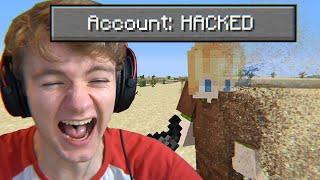 So I Hacked My Friend's Minecraft Account…