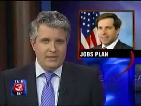 """""""Less Government, More Jobs"""" - WRCB Interview"""
