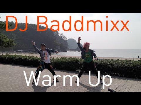 ZUMBA  DJ Baddmixx - ZJ Jhons Latin Urban Women In Power Warm Up  Mellisa Choreography