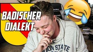 Versuche nicht zu lachen! :D | Badischer Dialekt