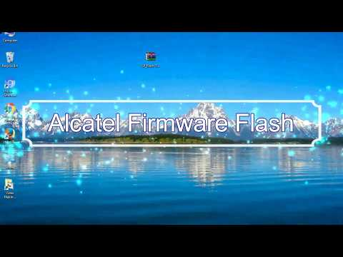 How To Flashing Alcatel Firmware (Stock ROM) Using Smartphone Flash Tool