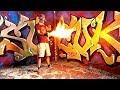 GRAFFITI - BURNING STYLE - Sucuk 2018