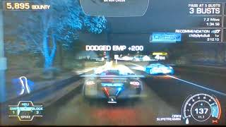 Need for Speed: hot Pursuit - SCPD - Lockdown [Hot Pursuit]
