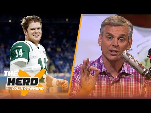 Colin Cowherd gives out report cards to NFL teams after free agency moves | NFL | THE HERD