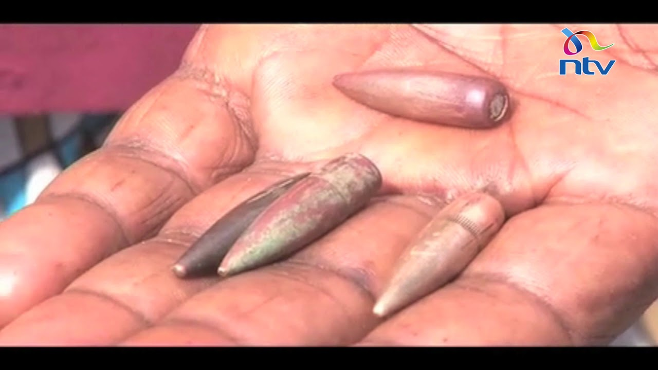 The bullet ducking village of Nyeri