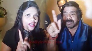 watch t rajendar sing a song wiith kalpana akka