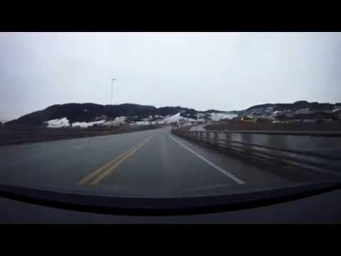 Highspeed Trondheim - Kyrksæterøra