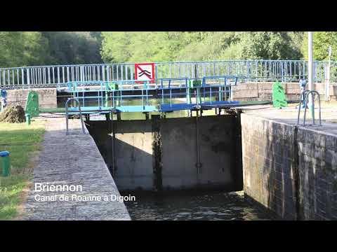 Canal de Digoin à Roanne.