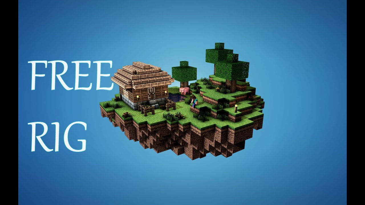 Free cinema 4d minecraft advanced rig download link youtube free cinema 4d minecraft advanced rig download link gumiabroncs Choice Image