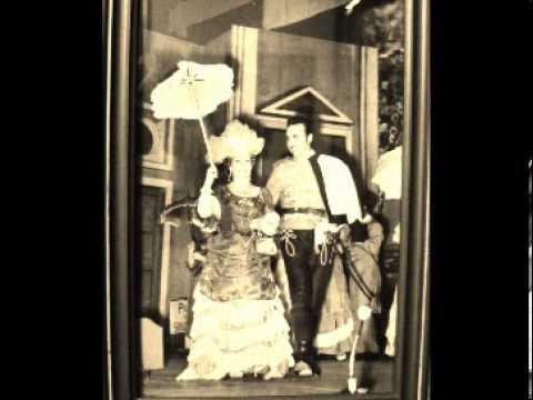 FERNANDO BAÑÓ Y ROSINA TOLEDO - MONTEVIDEO 1957