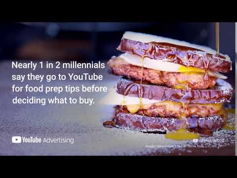 Where We Figure Out What We're Hungry For | YouTube Advertisers