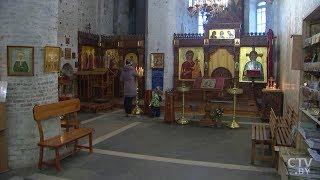 Жемчужина православной архитектуры - Борисоглебская церковь