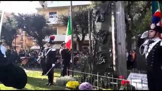 Strage di Nassirya: Finale ricorda il maresciallo Daniele Ghione