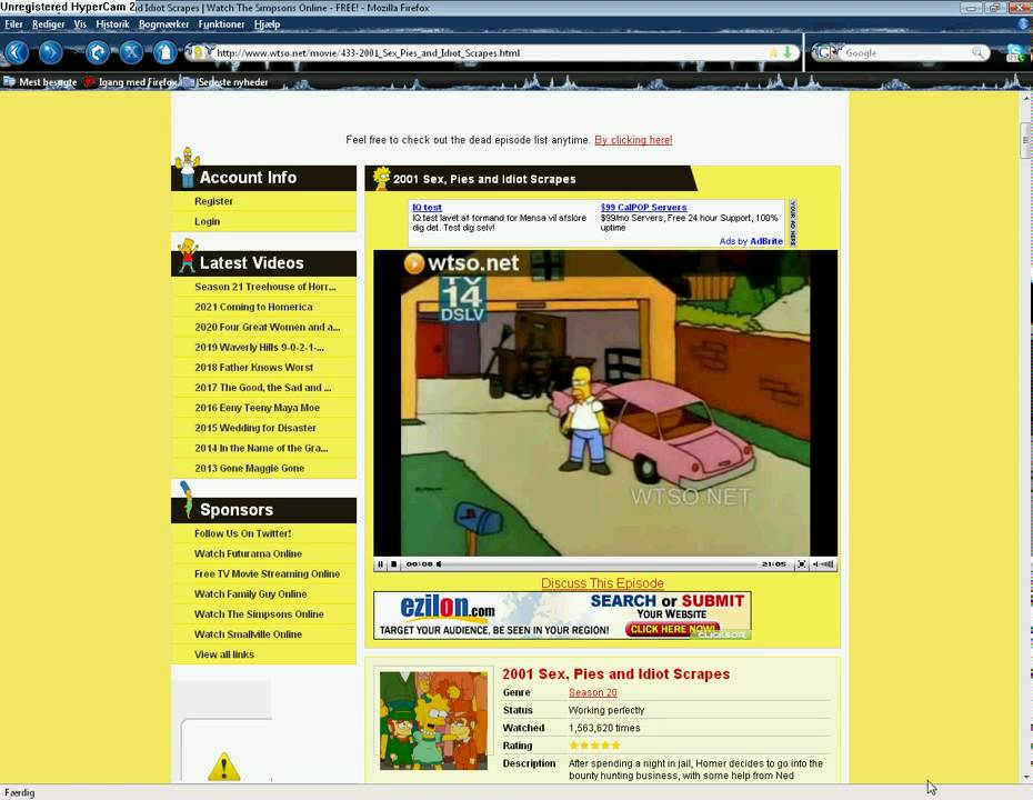 Watch Simpsons Online Free
