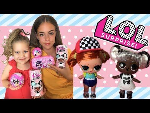 LOL Lutkice - Naša kolekcija! L.O.L. Hairgoals, LIL Sisters, LOL Pets i LOL Špijunka