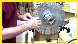 Easy Indexing Jig for Woodturning Lathe