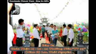 """Đáp Ca - Chúa Nhật 19-20-21 Thường Niên """"TV33""""(Năm B) Thái Nguyên"""