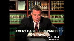 Settlement vs Trial by Jacksonville Personal Injury Attorney Eric S. Block