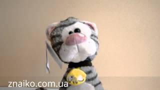 Мягкая игрушка кот чемпион