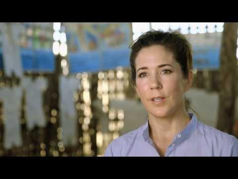 H.K.H. Kronprinsesse besøger Myanmar