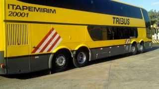 Viação Itapemirim 2013 - 20001 Tribus G6 1800DD (Continuação)
