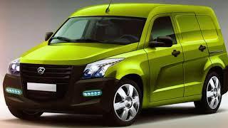 В Сети появились первые изображения легкового фургона ГАЗ Next