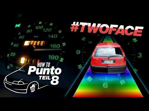 Fiat Punto TOP SPEED auf der Autobahn | 83metoo
