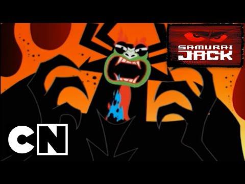 Samurai Jack - Jack vs. Demongo, the Soul Collector