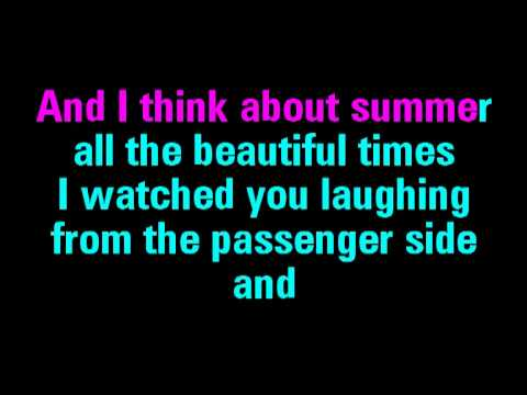 Back to December Taylor Swift Karaoke - You Sing The Hits