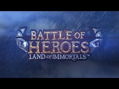 Battle of Heroes: Land of Immortals (by Ubisoft) - iOS / Android / Amazon - HD Gameplay Trailer