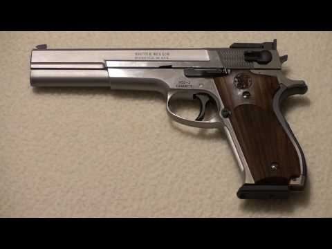 Smith & Wesson 952 Long Slide Performance Center 9mm Review