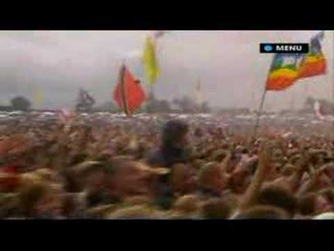 Mika Performs Grace Kelly Live Glastonbury 2007