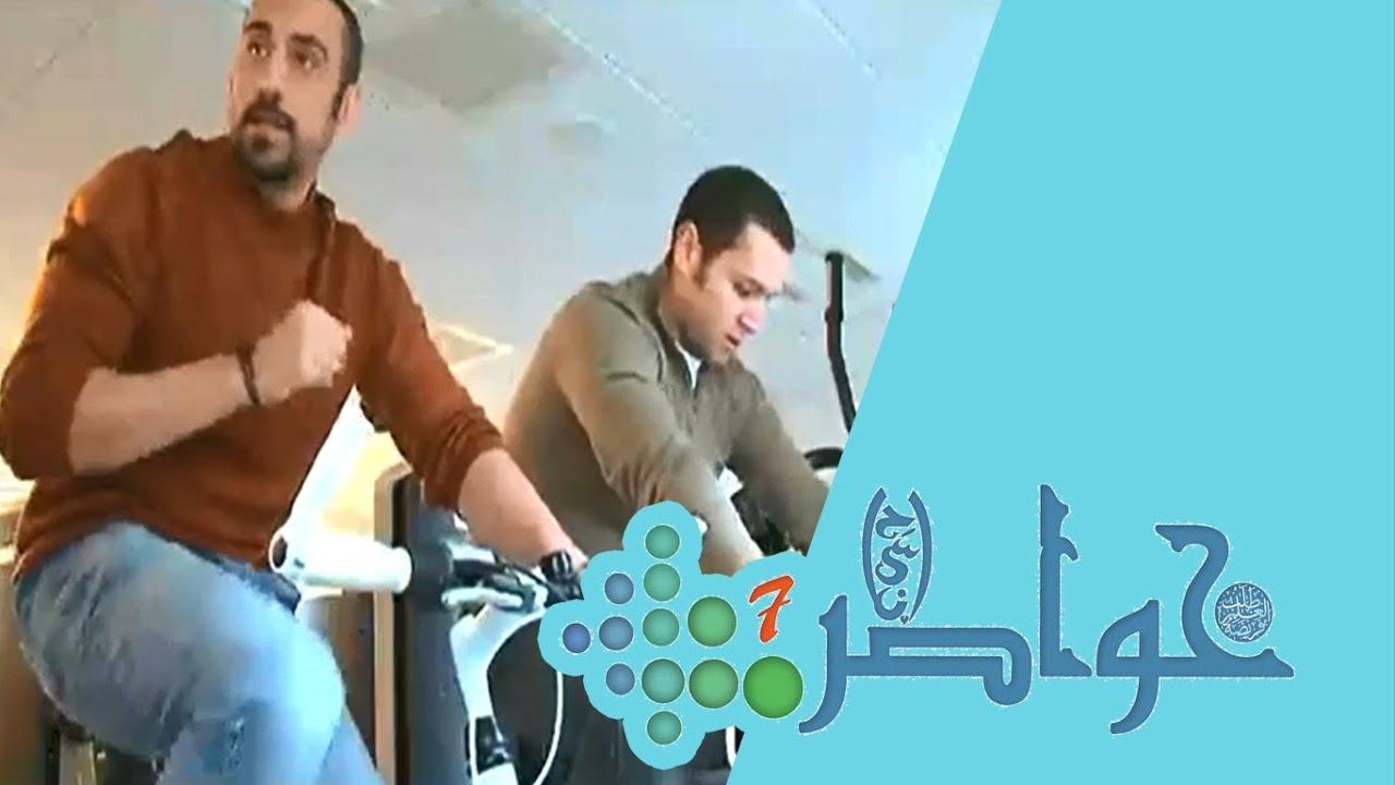 خواطر 7 الحلقة 22 حلول في البيئة Youtube