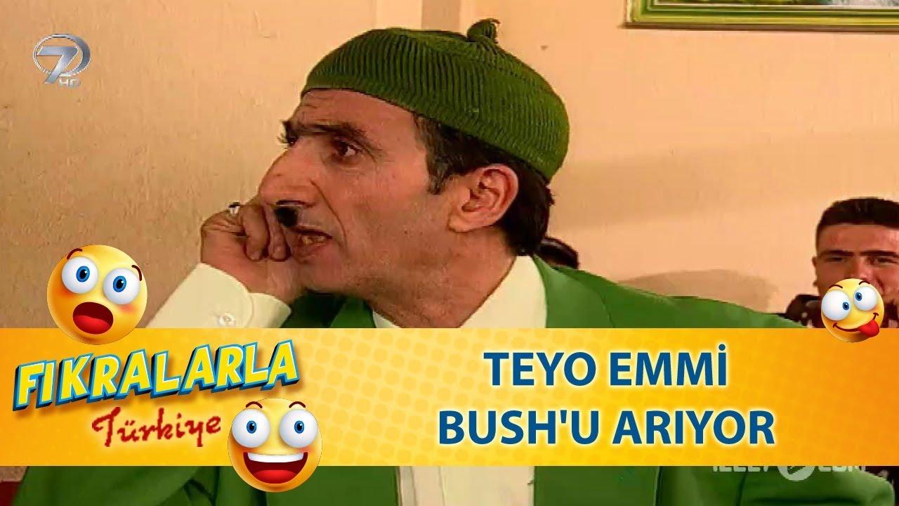 Teyo Emmi Palavraları -Türk Fıkraları  103