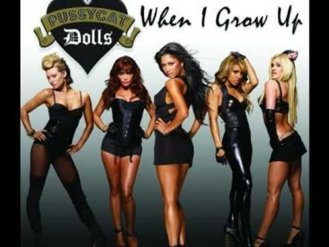 When I Grow Up-Pussycat Dolls (Lyrics)