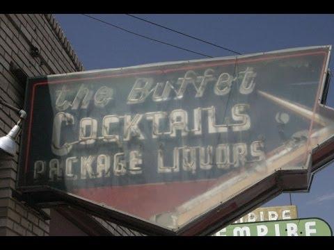 The Buffet, Tucson, Arizona - Bucket List Bars - YouTube