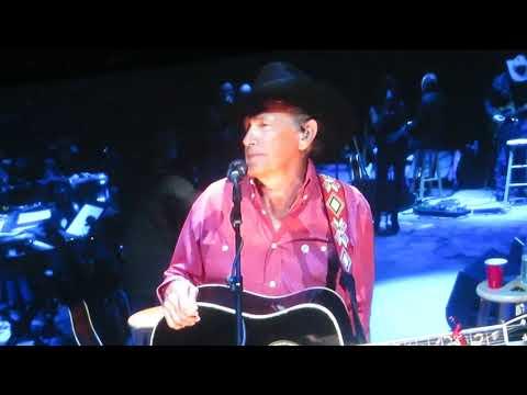 George Strait - God & Country Music (SAT Night)/2018/Las Vegas, NV/T-Mobile Arena