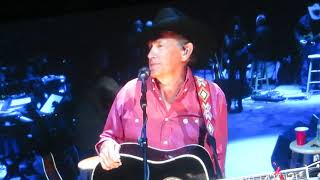 George Strait - God & Country Music (SAT Night)/2018/Las Vegas, NV/T-Mobile Arena