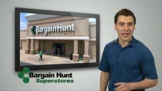 Bargain Hunt Superstores Savings!