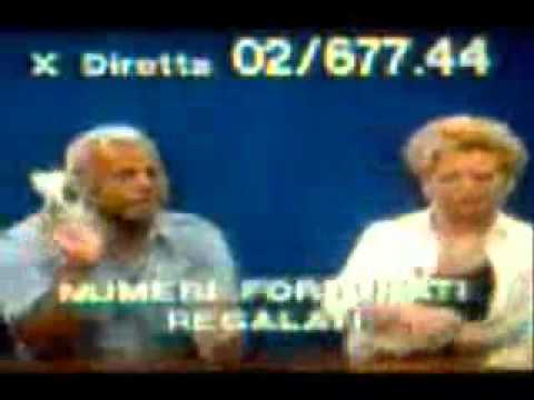 Wanna Marchi Diretta Trio Ascie Parte 3 5 Youtube