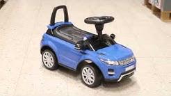 Range Rover potkuauto