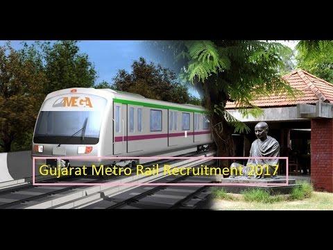 Gujarat Metro – 606 Station Controller, Maintainer & Various Vacancies –30 April 2017 #JOB FINDER