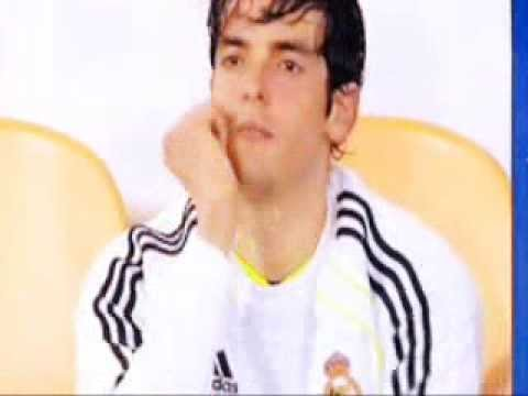 The Story of Kaka's time at Real Madrid in one video , Hahaha