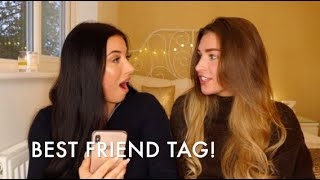 Best Friend Tag with Charli | AD