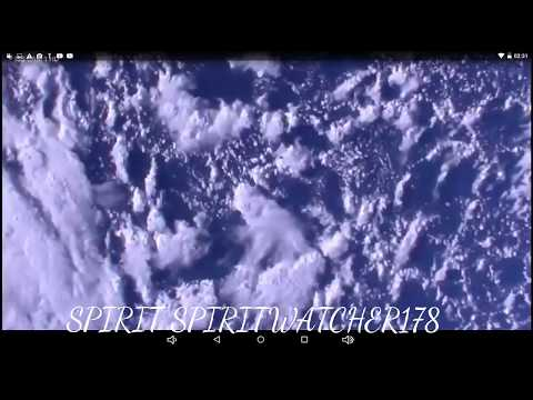 ADVANCED CIVILIZATION??? in Antarctica footage during an I.S.S. fly over on 3-05-18 at 2:34a.m.P.T.!
