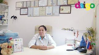 Интервью с врачом остеопатом Марунчак Н М о продукте ДАЙГО